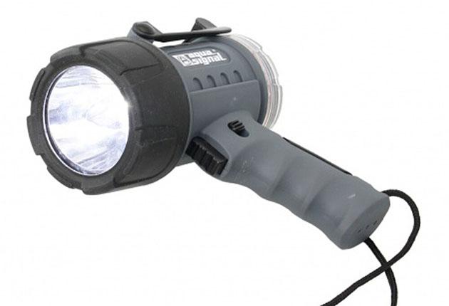 Aquasignal cary LED rechargeable LED spotlights