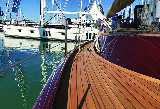 Lignia wood decks Spirit 50C