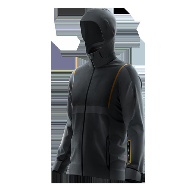 878 Apparel Digital Graphene Jacket waterproof