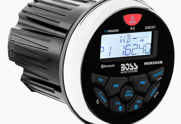 Boss Audio MGR350B