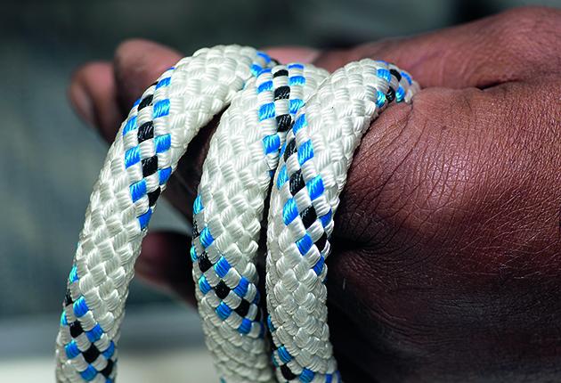 Marlow's classic rope braid-on-braid is very popular