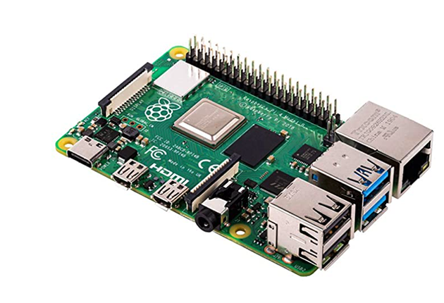Raspberry Pi 4 Model B 2GB Quad Core 64 Bit Cortex-A72 4x USB WiFi Bluetooth 5 (2GB)