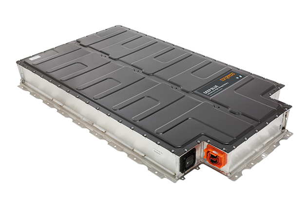 The BMW i3 battery pack will take you less far at sea than on land