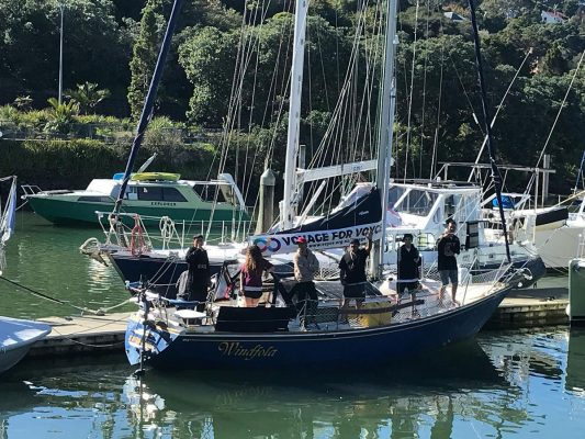Peregrina-Sails