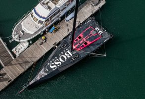 Alex Thomson confirmed for August's Fastnet Race