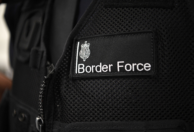EU sailors will need to contact Border Force on arrival to the UK