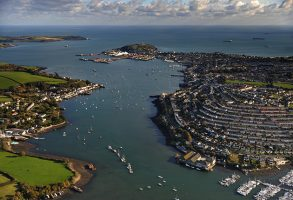 Seagrass restoration trial begins in Falmouth Harbour
