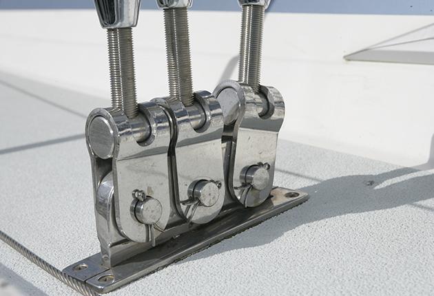 Tous les raccords métalliques particulièrement utilisés ou fabriqués sous charge, peuvent être sensibles à la fissuration par corrosion sous contrainte
