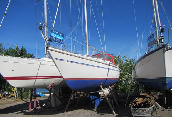 New and used boat sales grew by 9% in the UK in 2020. Credit: Theo Stocker