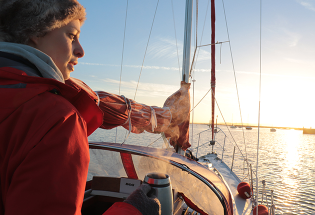 Diesel forced air heaters extend the cruising season for those in temperate climates