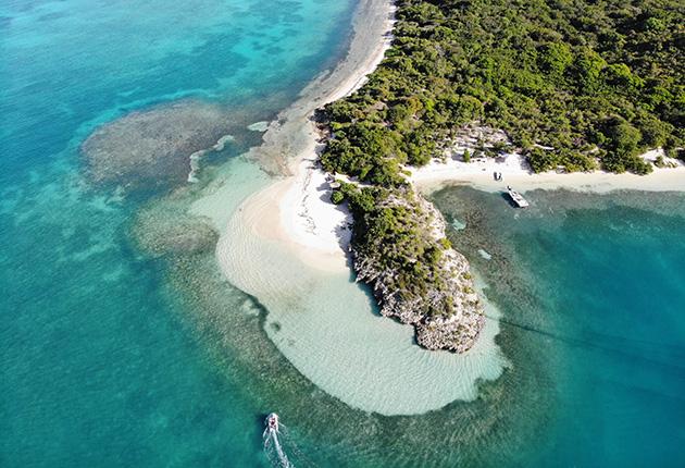 green Island at Nonsuch Bay, Antigua