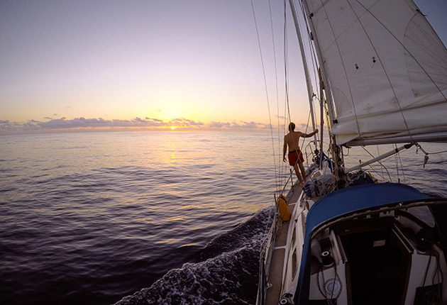 Circumnavigators run the risk of having to pay VAT on their boats again, if their voyage takes more than three years.