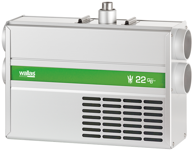 The Wallas heaters will also work with bio diesel