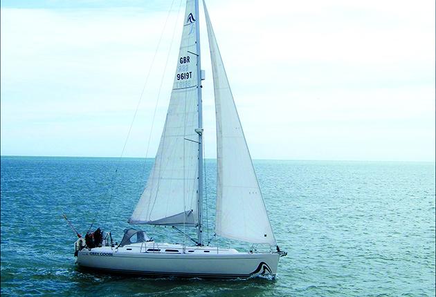 Le Hanse 400, Grey Goose
