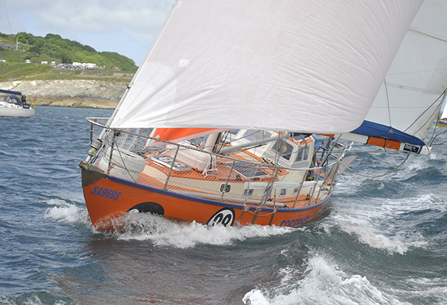 The Lello 34 Coconut was built in Durban, South Africa