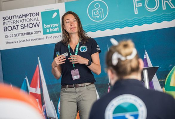 The new accreditation scheme was launched by The Green Blue and the Final Straw Foundation at the Southampton Boat Show