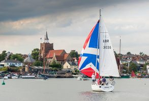River and estuary sailing: 10 of the best cruises in the UK and Ireland
