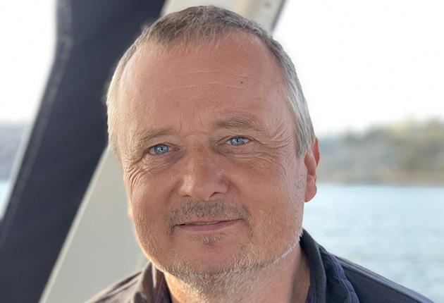 Jon Amtrup has been sailing high latitudes for decades.