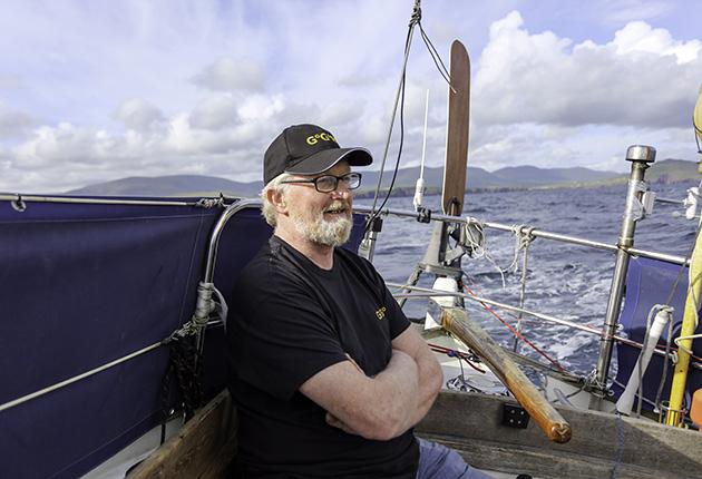 Pat Lawless GGR 2022 skipper