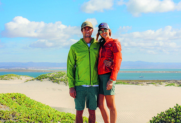 Adventure-loving American Joshua Shankle and his wife Rachel Moore spent six years working, dreaming and saving before they left Southern California in 2016 aboard their 1984 Tayana Vancouver 42, Agápe with the plan to circumnavigate the world. The couple have since cruised the west coast of Mexico and Central America, before crossing to the Galapagos Islands and French Polynesia