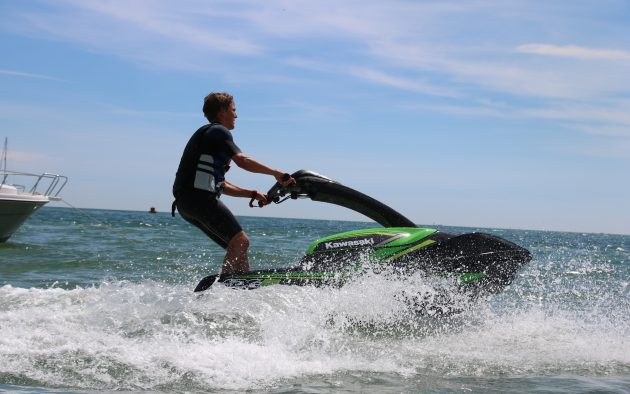 The Governemnt would like tougher sentences for those caught driving recklessly on jets skis, powerboats and other recreational and personal watercraft
