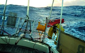 Sailing singlehanded for the first time: lessons learned
