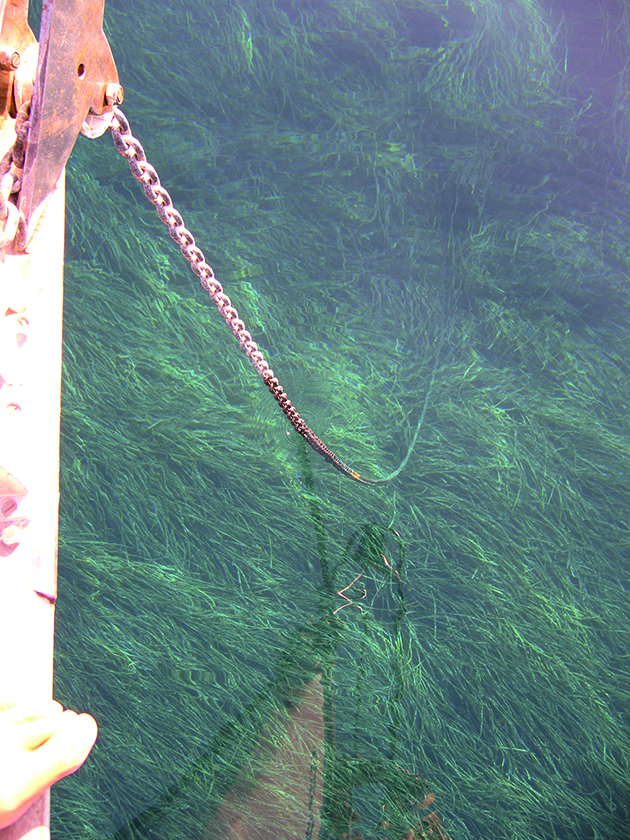 Anchoring problems solved: Dealing with a dragging anchor