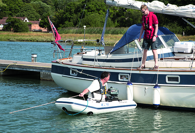 Anchoring problems solved: getting your boat off the ground