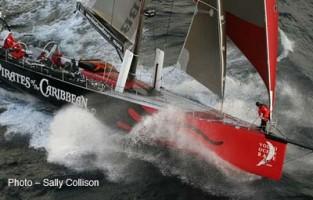 Black Pearl damage revealed - Yachting World