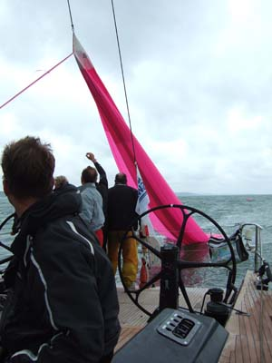 Wind and rain test Swan Europeans - Yachting World