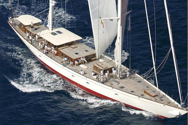 Superyacht Adele