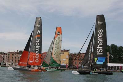 iShares Cup, Venice 2009