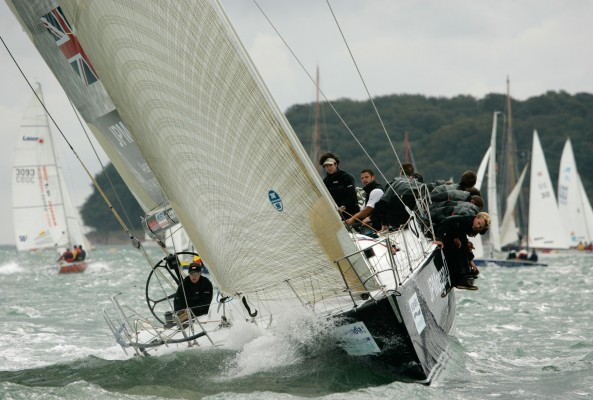 Skandia Cowes Week 2005 Day 1 copyright onEdition Photography