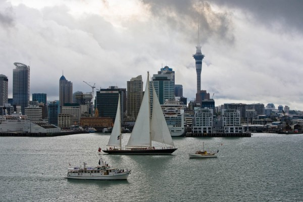 Superyachts are being invited to Auckland in March