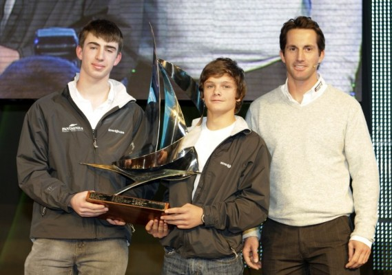 Young sailor of the year 2010