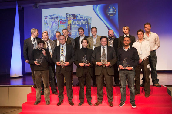 EYOTY 2010 Winners and Jury