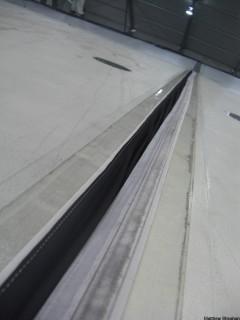 Wing slot seals
