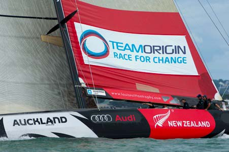 Team Origin, Louis Vuitton Trophy