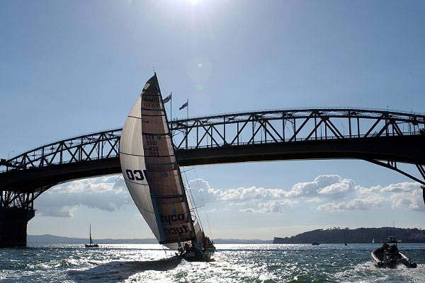 Volvo Ocean Race, Auckland to host