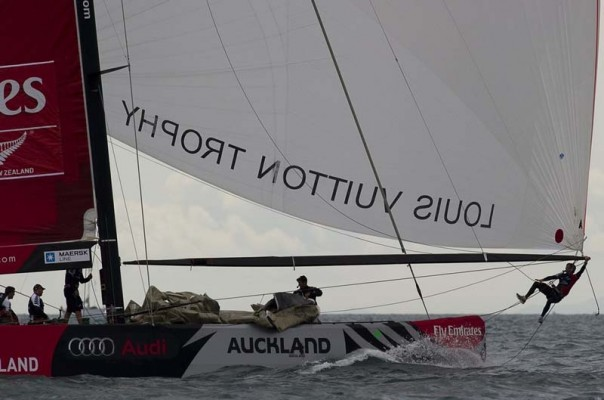 Louis Vuitton Trophy 2010, ETNZ
