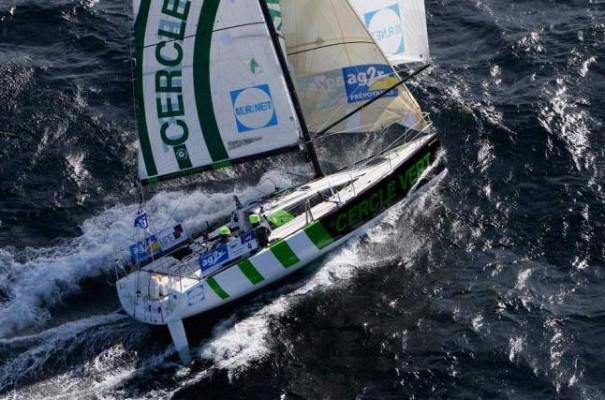 Transat AG2R 2010, Cercle Vert