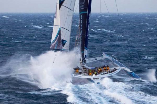 Banque Populaire, Mediterranean Sea record 2010