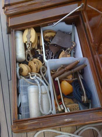 Bosun's locker