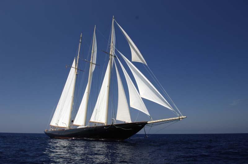 Recreated Atlantic Sets Sail Yachting World