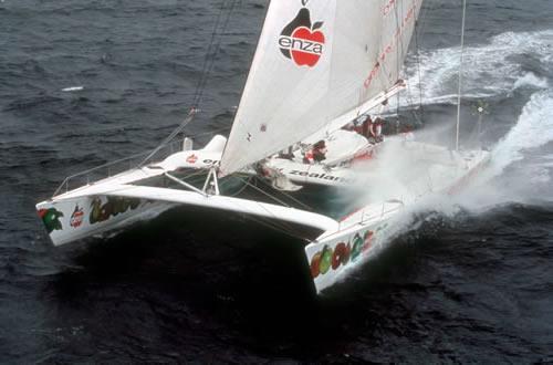 Enza, Jules Verne Trophy 1994