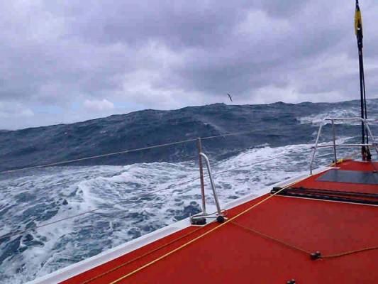 Velux 5 Oceans 2010, Sprint Two