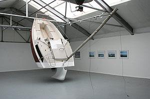 Sinking boat art 4