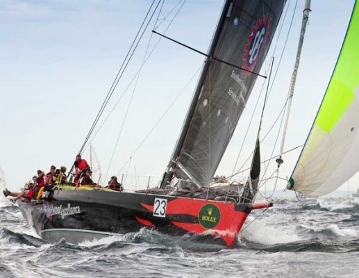 Southern Excellence retires from Sydney Hobart 2010