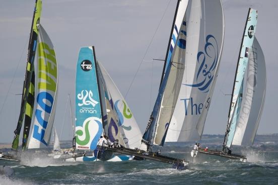 Extreme Sailing Series 2010
