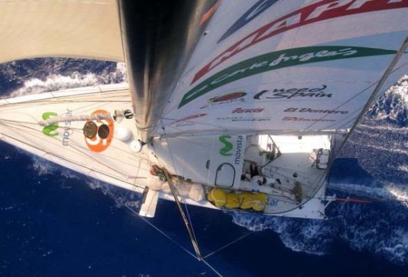 BWR 2011, Mapfre goes into hiding